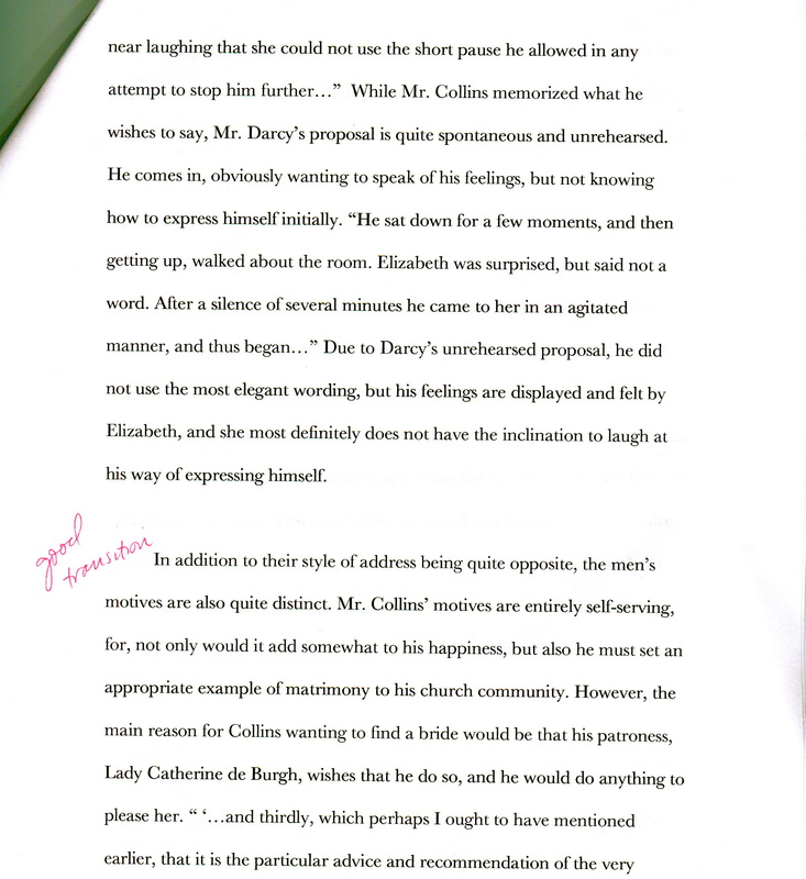 Marriage Proposal Essay Nicola S Portfolio